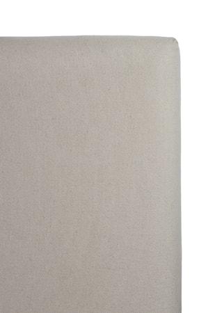 Sänggavelklädsel Weeknight 160x140 cm - Ash