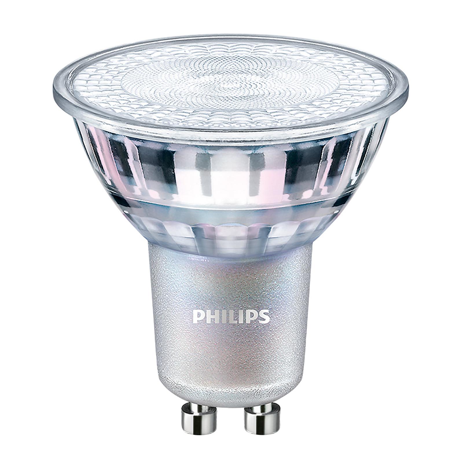 LED-heijastin GU10 4, 9 W Master Value 927