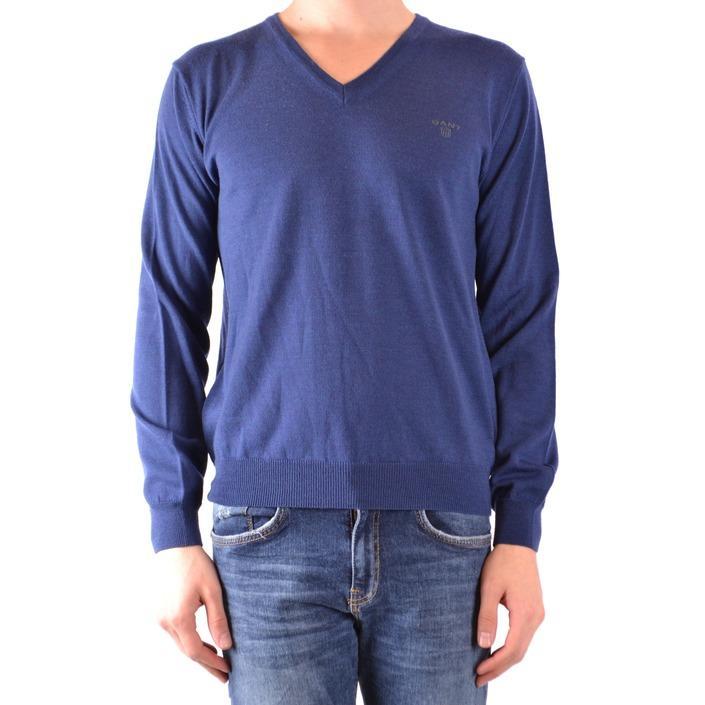 Gant Men's Sweater Blue 166136 - blue S