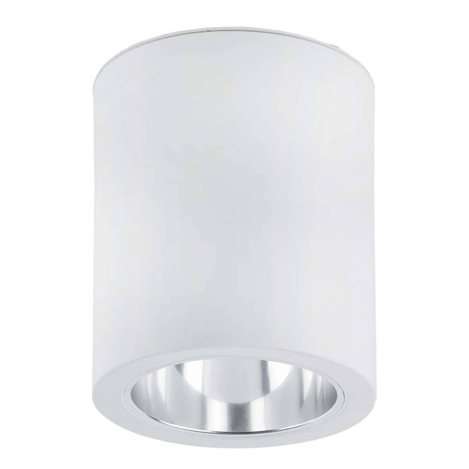 Estetisk hvite Pote-1 taklampe i aluminium