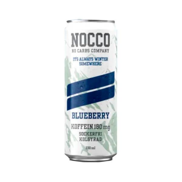 NOCCO Blueberry Ny design - 33 cl