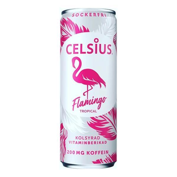 Celsius Flamingo - 1-pack