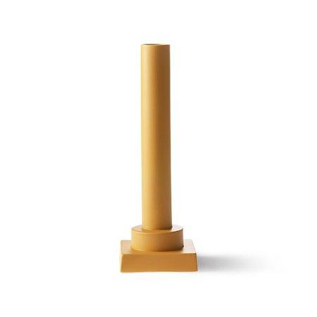 Romina Gris Roman column Vase