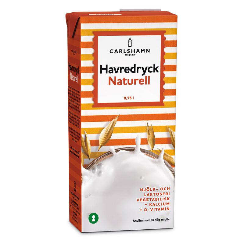 Havredryck Naturell - 70% rabatt