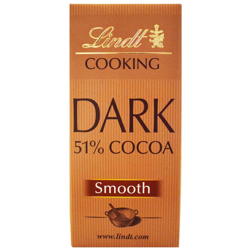 "Mörk Choklad ""Smooth"" 180g - 46% rabatt"