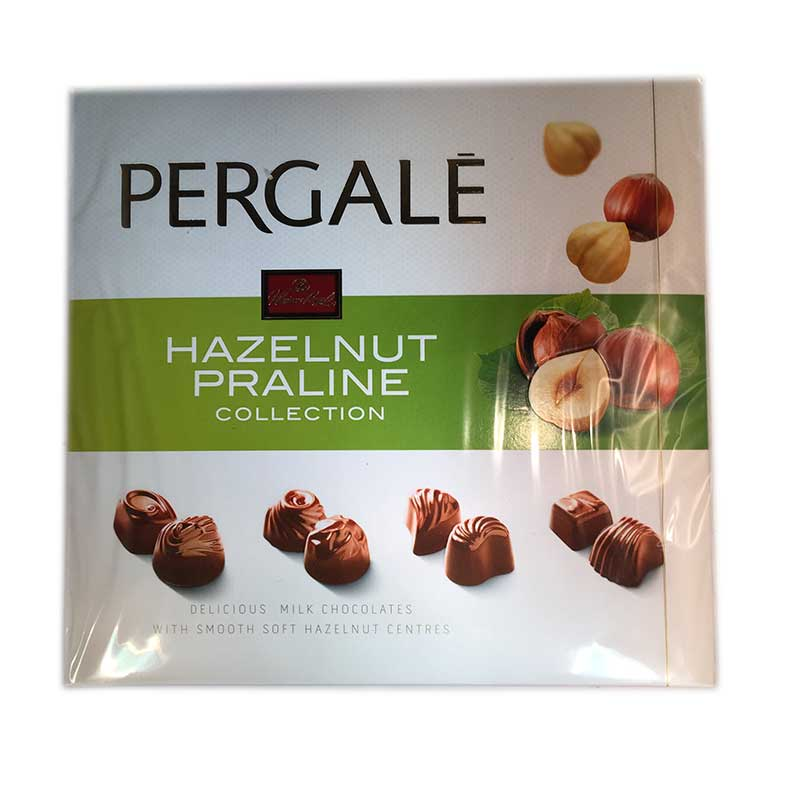 Chokladask Pergale Hasselnöt - 50% rabatt