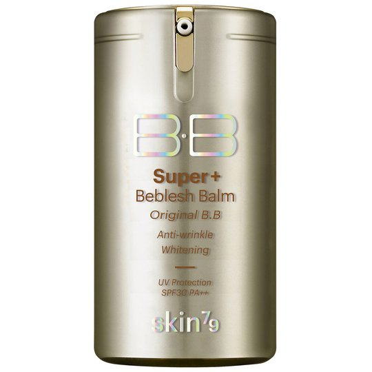 Super+ Beblesh Balm SPF 30 PA++ Gold, 40 g Skin79 Meikkivoiteet