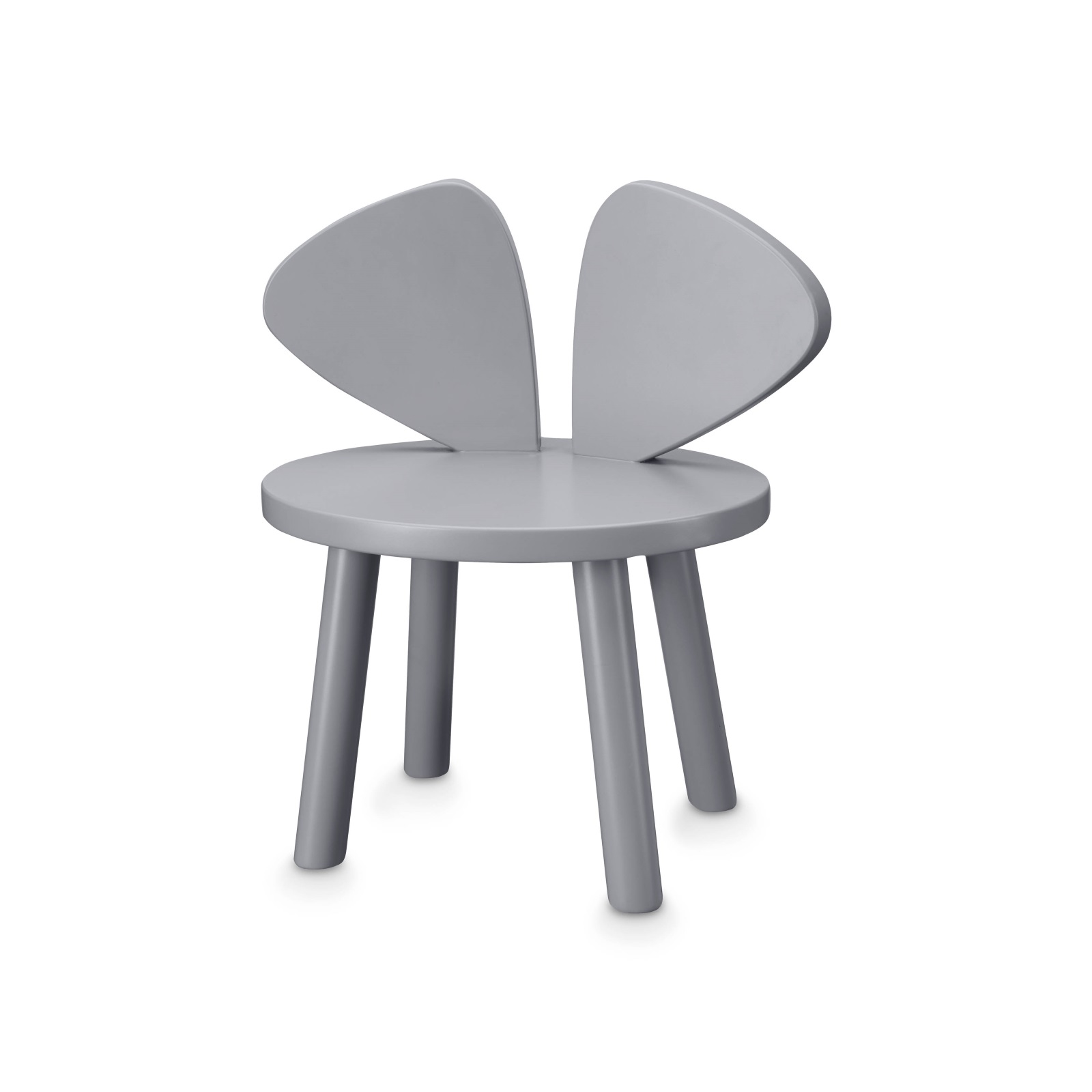 MOUSE CHAIR GREY barnstol Nofred