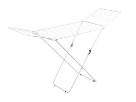 Tørkestativ med vinger Basic L stål