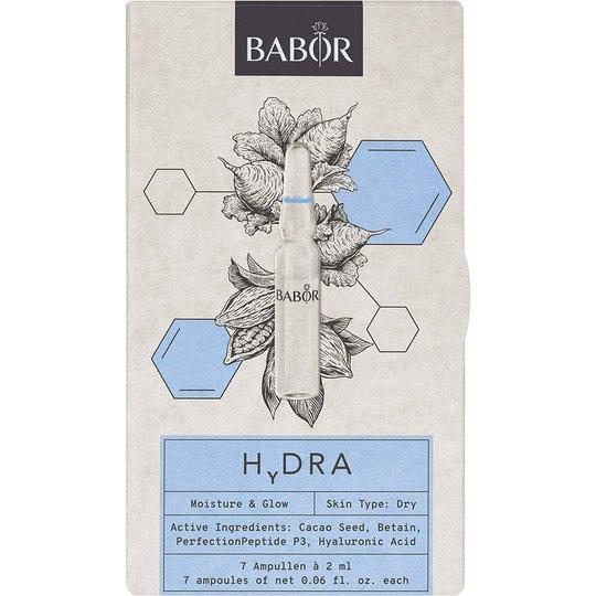 Hydra Set 2021, Babor Seerumit & öljyt