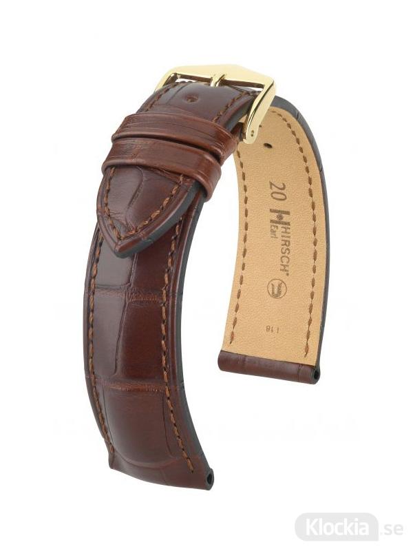 Hirsch Earl 18mm Large Brun/Guld 04707019-1-18