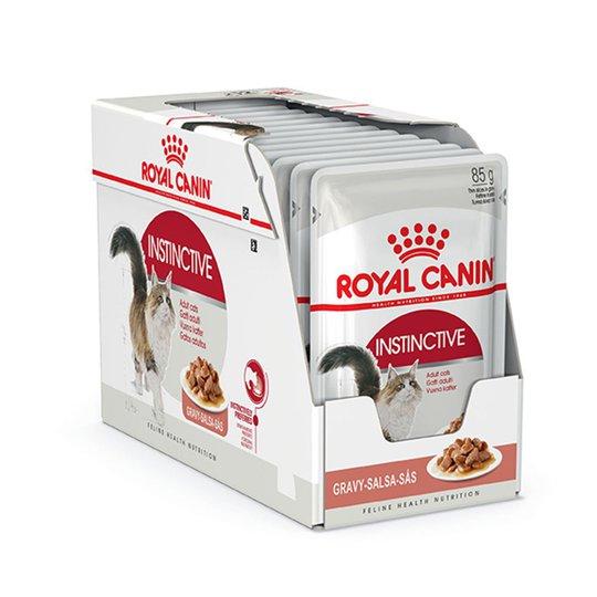 Royal Canin Instinctive Gravy Wet (12x85g)