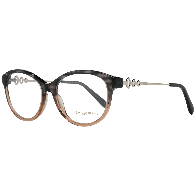 Emilio Pucci Women's Optical Frames Eyewear Grey EP5041 53020