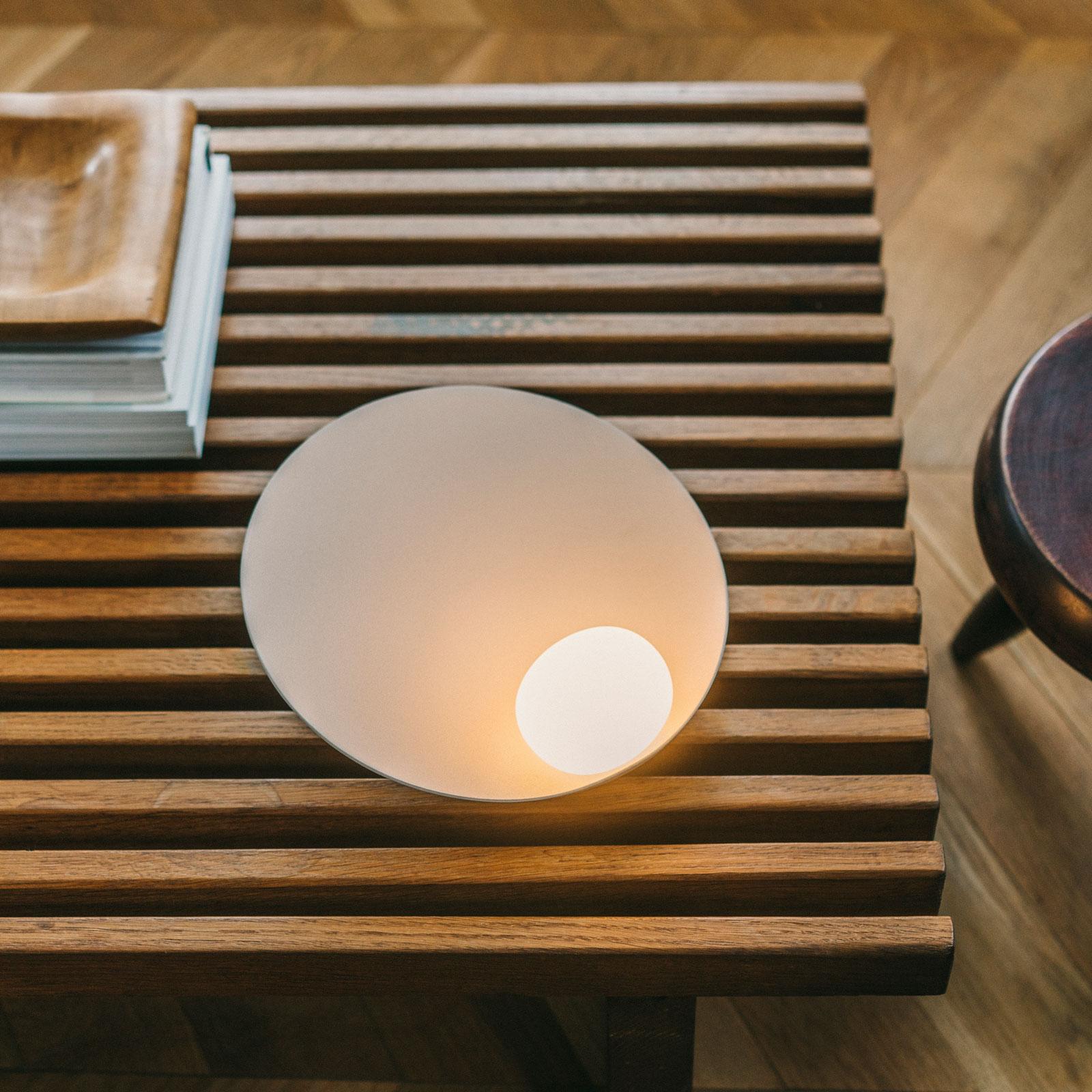 Vibia Musa 7402 LED-pöytälamppu vaaka, kyyhky