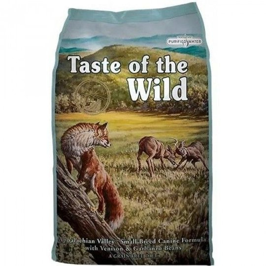 Taste of the Wild Appalachian Valley Small Breed Canine (2 kg)