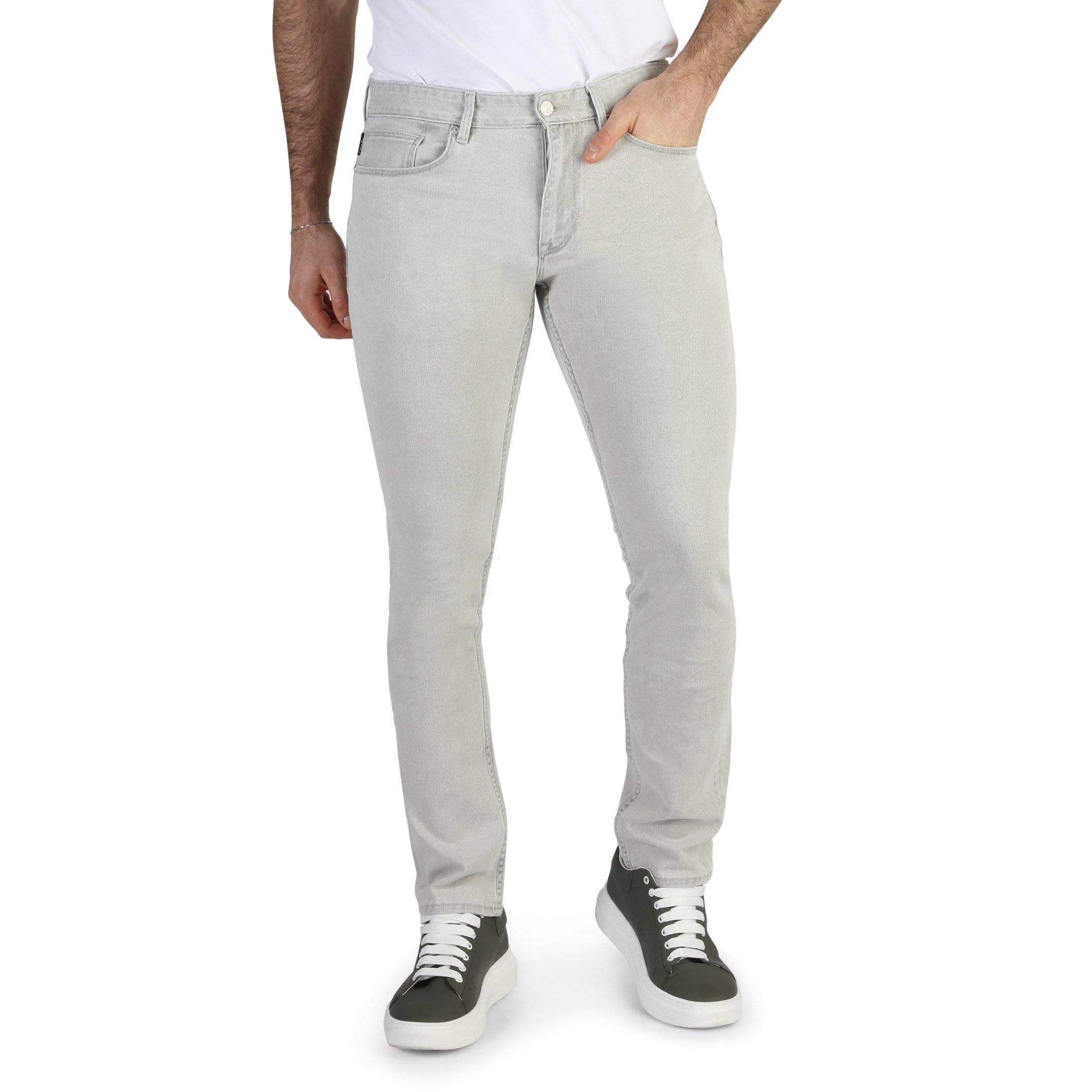 Calvin Klein Men's Jeans Grey K10K101005 - grey-1 33
