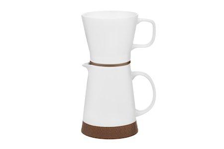 Maku Duo Keramisk Kaffekanne og Filtersett