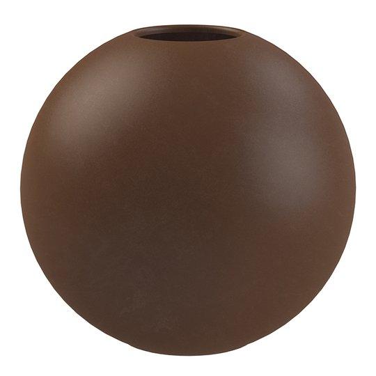 Cooee - Ball Vas 8 cm Coffee