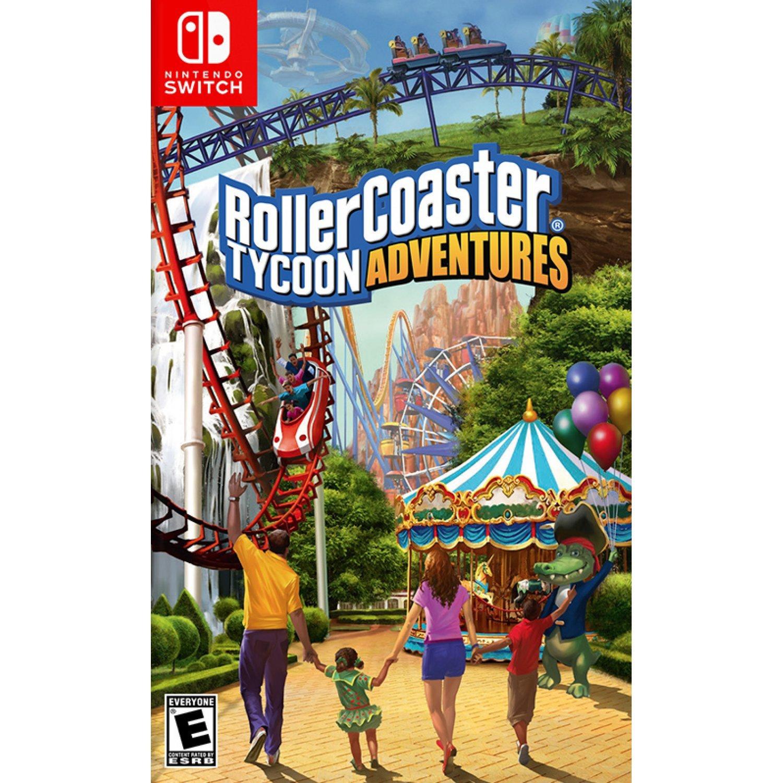 Rollercoaster Tycoon: Adventures (Import)