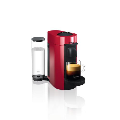 Nespresso Vertuo Plus Red D Kapselmaskin - Röd