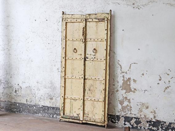 Old Indian Doors Cream