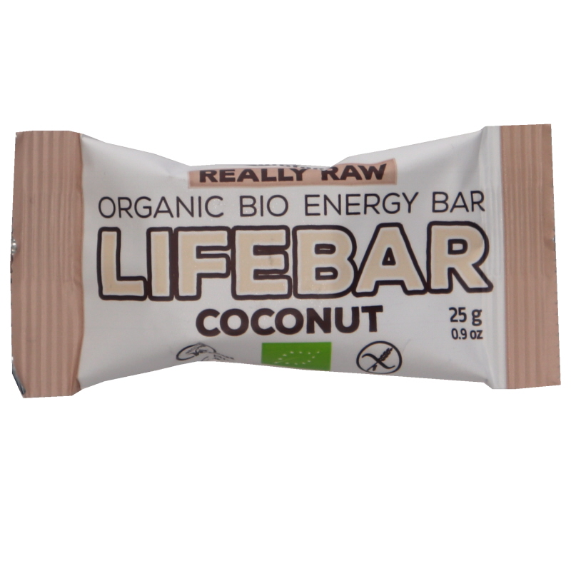 Eko Raw Frukt- & Nötbar Kokos - 49% rabatt