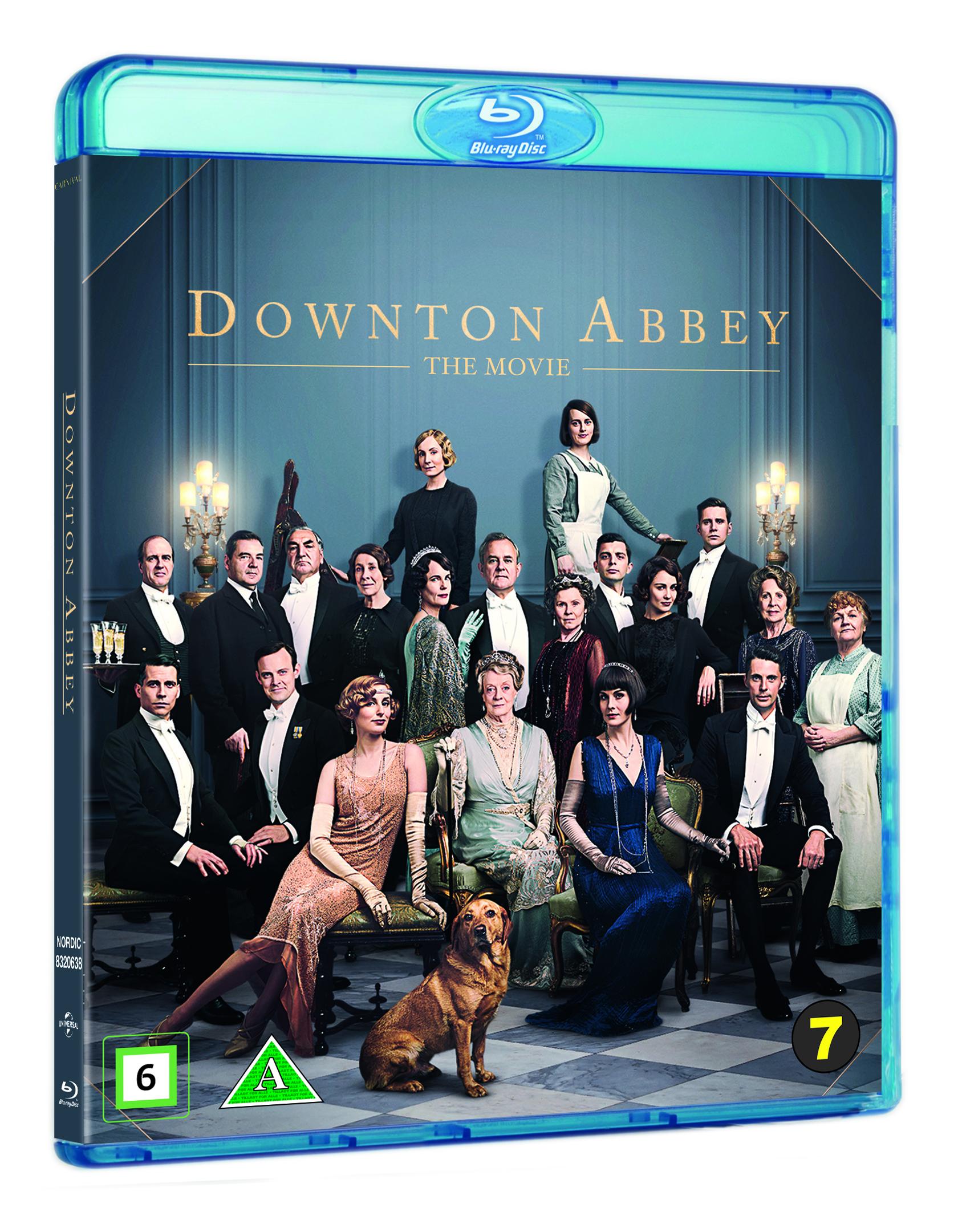 Downton Abbey (2019) - Blu ray