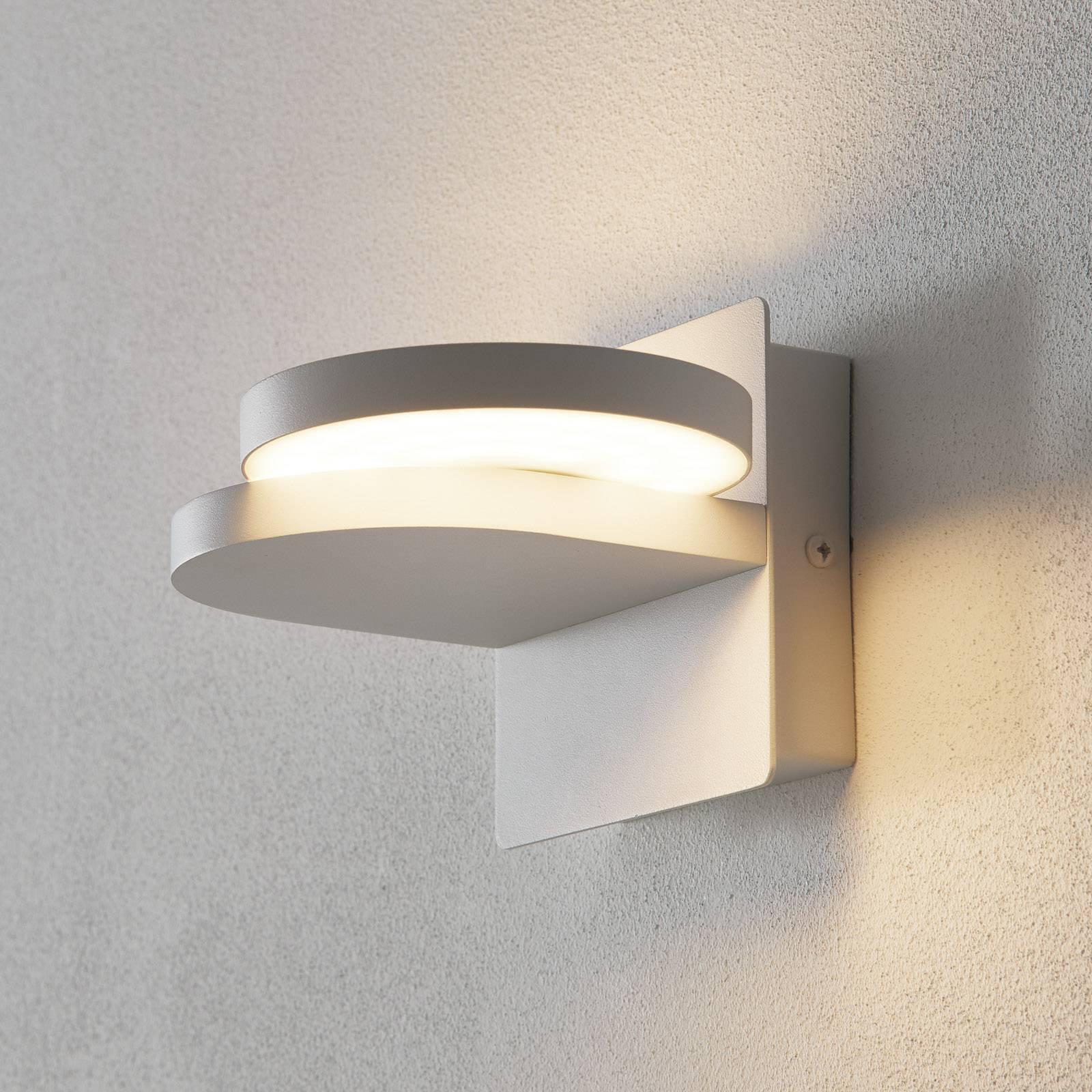Dreibar LED-vegglampe Belo