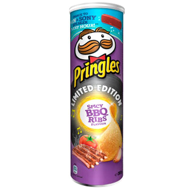 Pringles BBQ Ribs - 30% rabatt