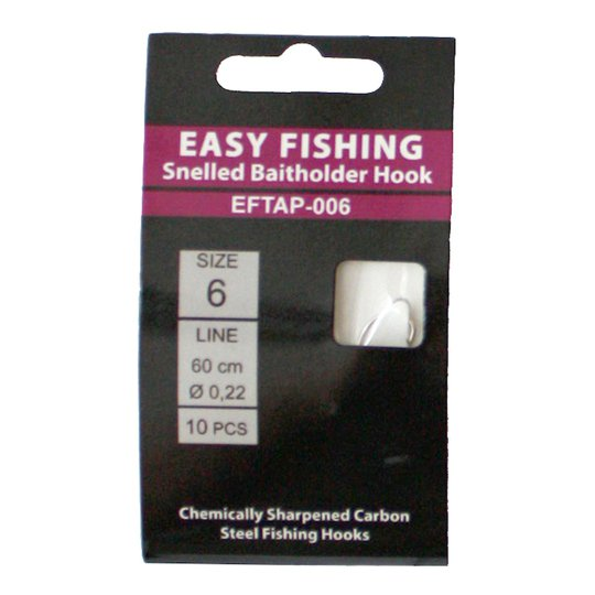 Easy Fishing tafskrok 10 st/pkt