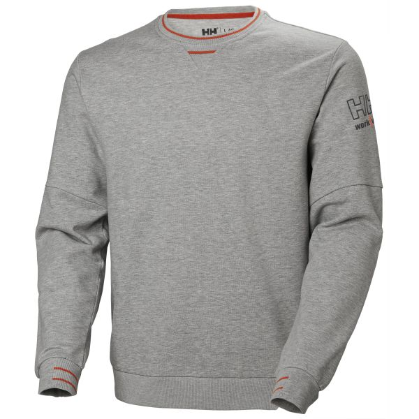 Helly Hansen Workwear Kensington Sweatshirt grå S