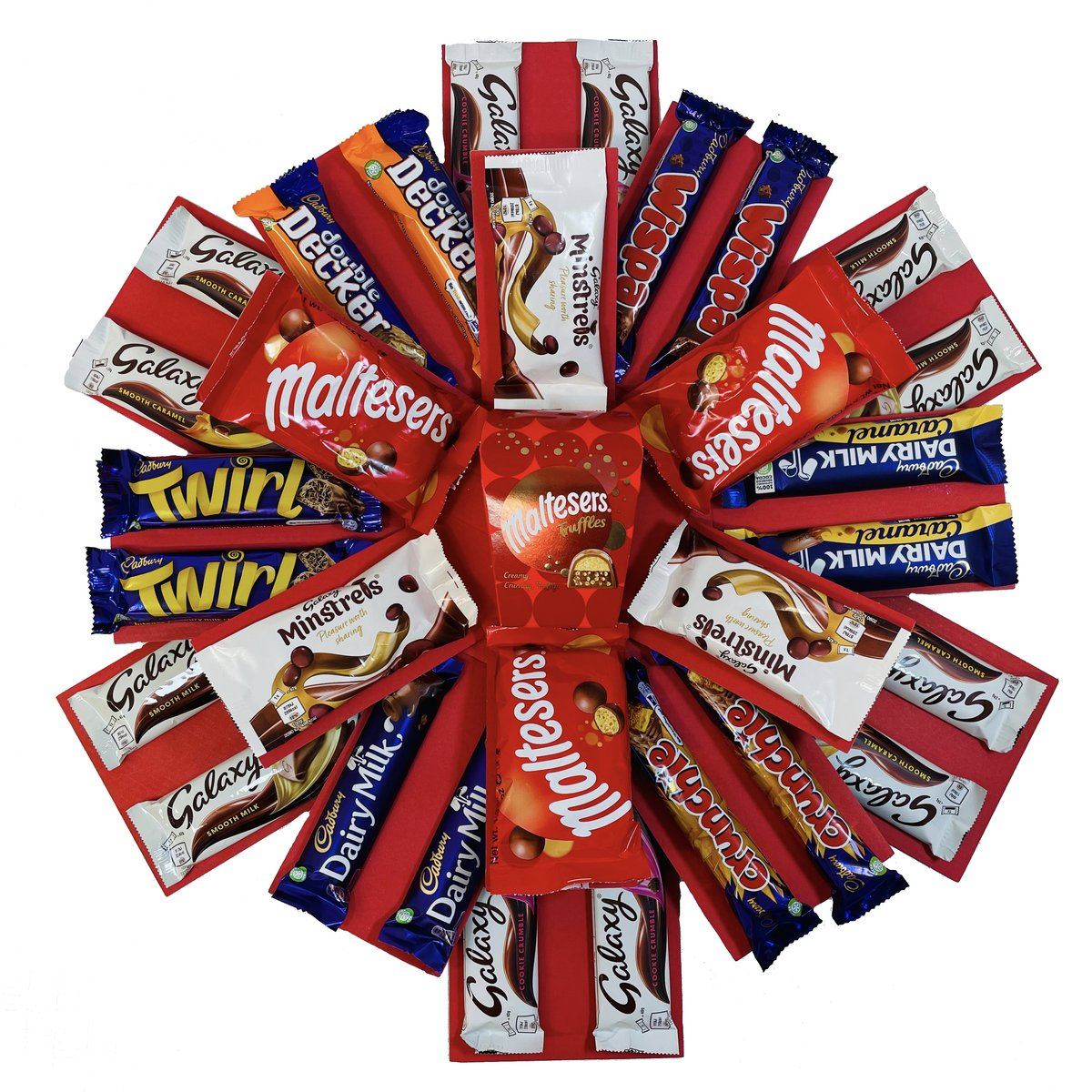 The Chocolate Explosion Reveal Gift Hamper Box