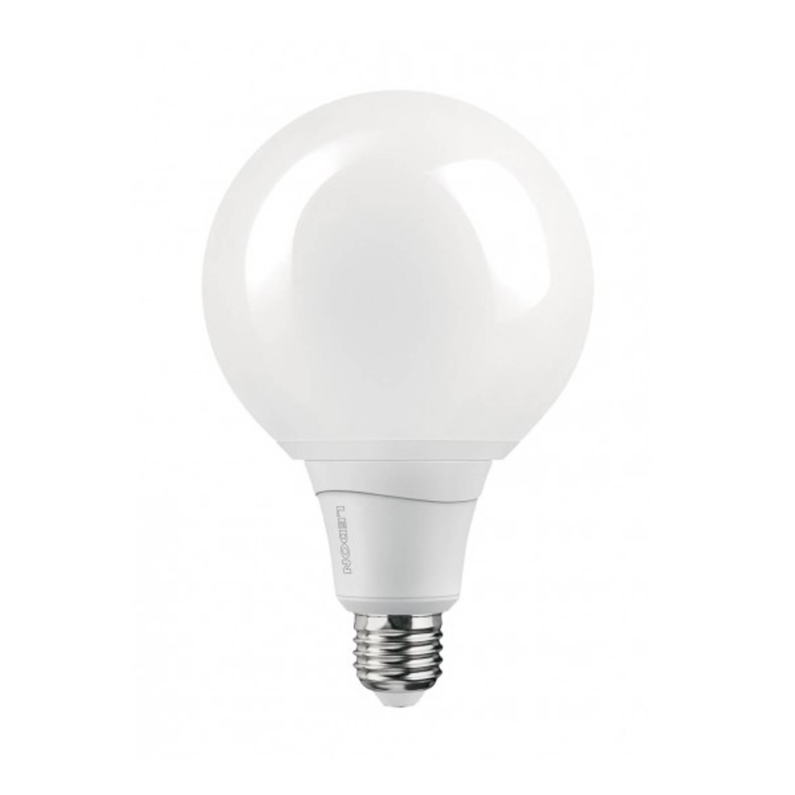 E27 10W 827/840 LED-hehkulamppu G120 color work