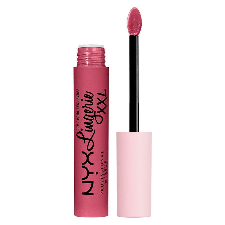 NYX Professional Makeup - Lip Lingerie XXL Matte Liquid Lipstick - Push'd Up