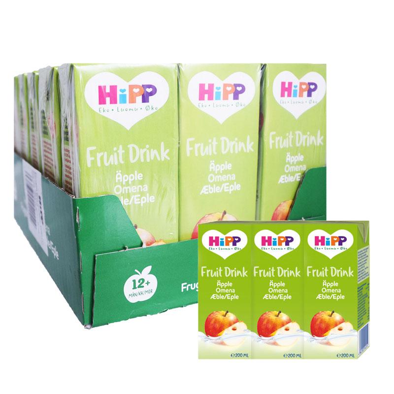 Hel Låda Barndryck Äppeljuice 15 x 200ml - 67% rabatt