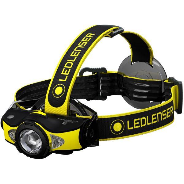 Led Lenser iH11R Otsalamppu
