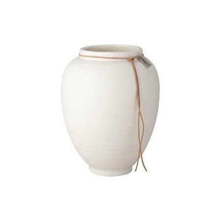 Vase Matt Hvit 22cm