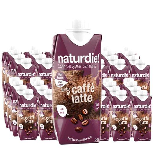 Måltidsersättning Shake Caffè Latte 48-pack - 28% rabatt