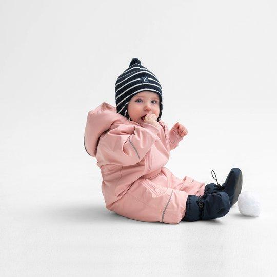 Funksjonsdress baby rosa