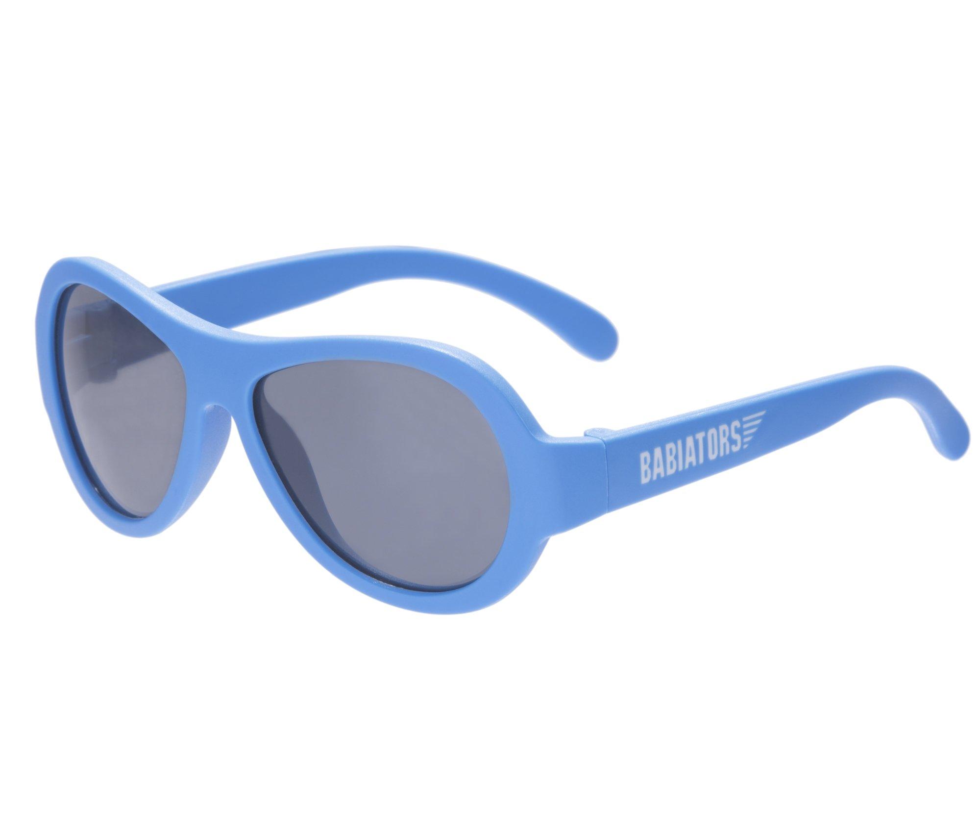 Babiators - Original Aviator Kids Sunglasses - True Blue (0-2 years)