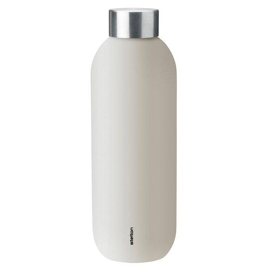 Stelton Keep Cool termosflaska 0,6 liter, sand