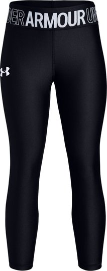 Under Armour Ankle Crop Tights, Black XL