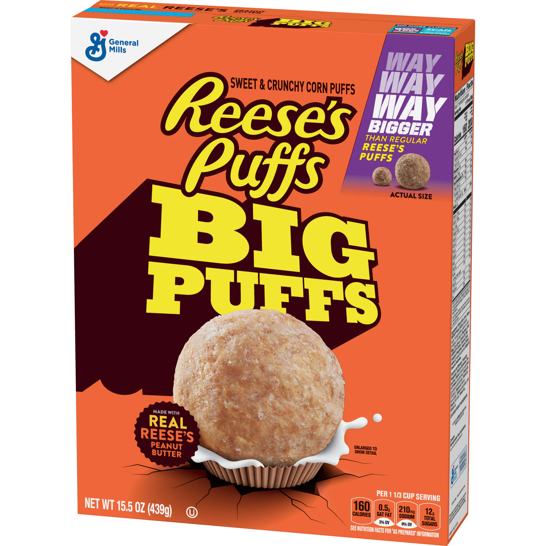 Reeses Puffs Big Puffs 439g