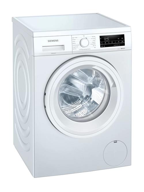 Siemens Wu14utl9dn Iq500 Tvättmaskin - Vit