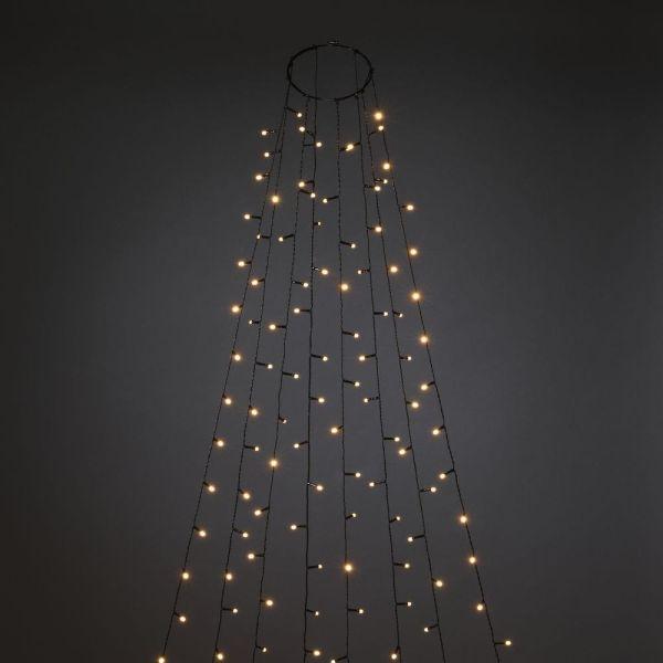 Konstsmide 6397-810 Joulukuusen valosarja