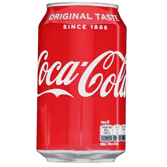 Coca-cola 330ml - 20% alennus