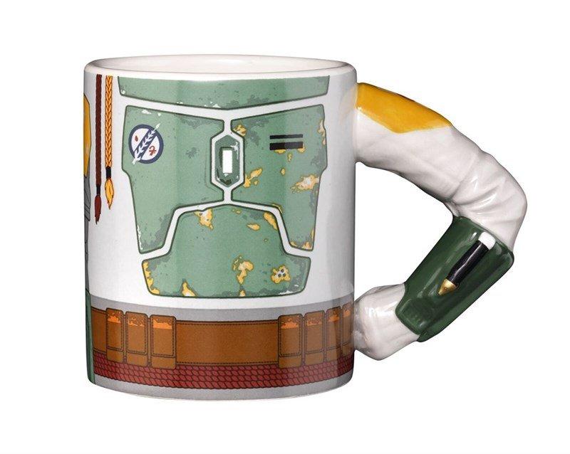 Star Wars - Boba Fett Arm Mug 350ml (856140)
