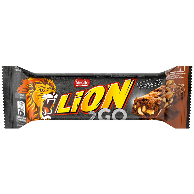 Lion 2Go Choco - 13% rabatt