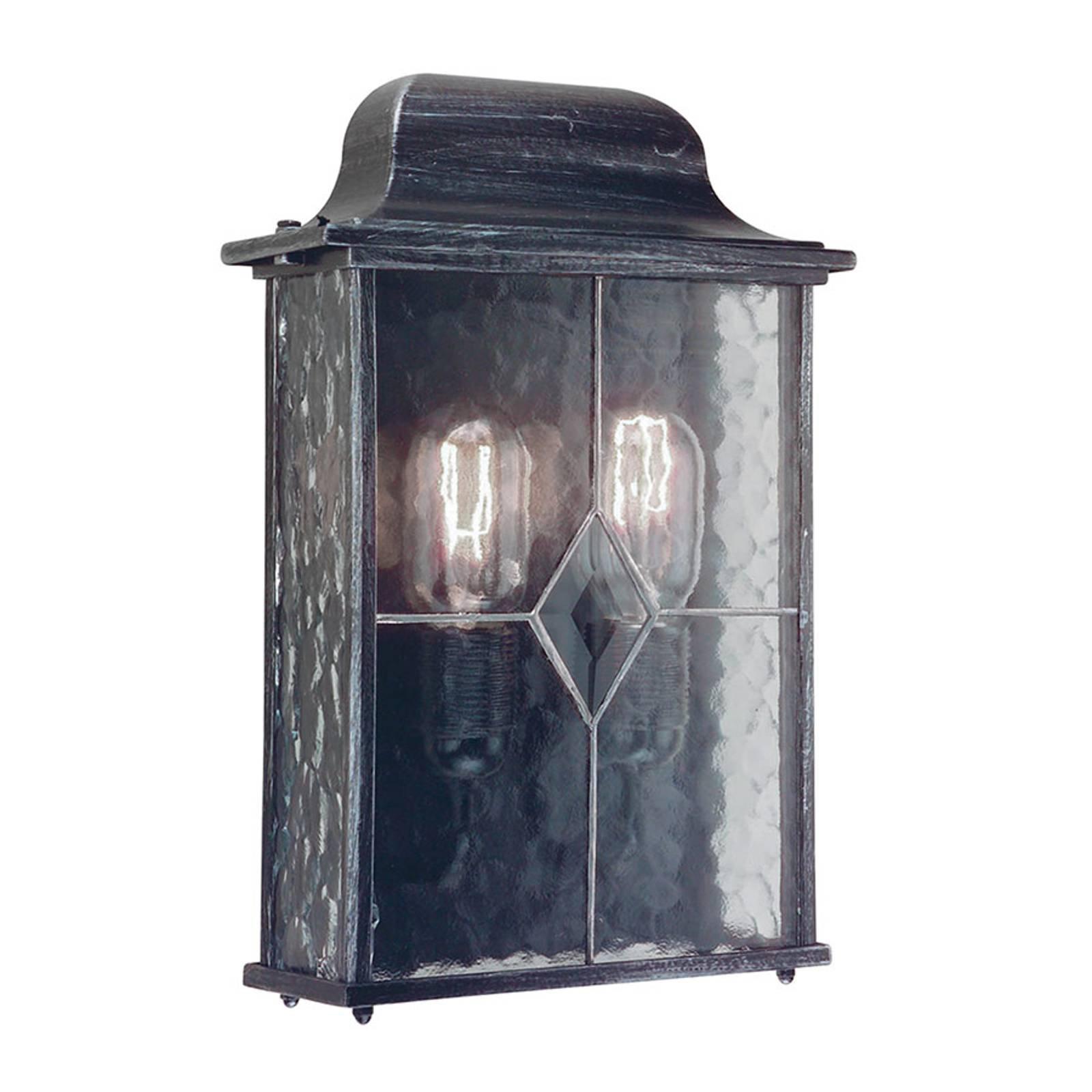 Vegglampe Wexford WX7, halv lykt