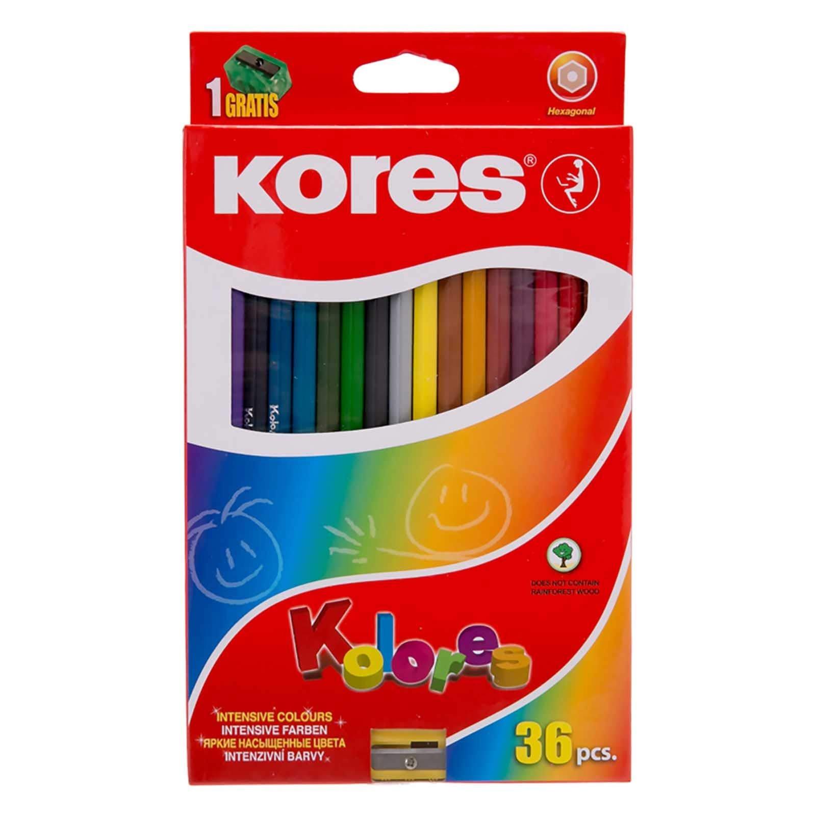 Kores - Kolores Coloured Pencils (96336)